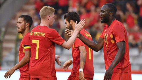 World Cup Round-Up: Kane and Lukaku each bag a brace in Group G