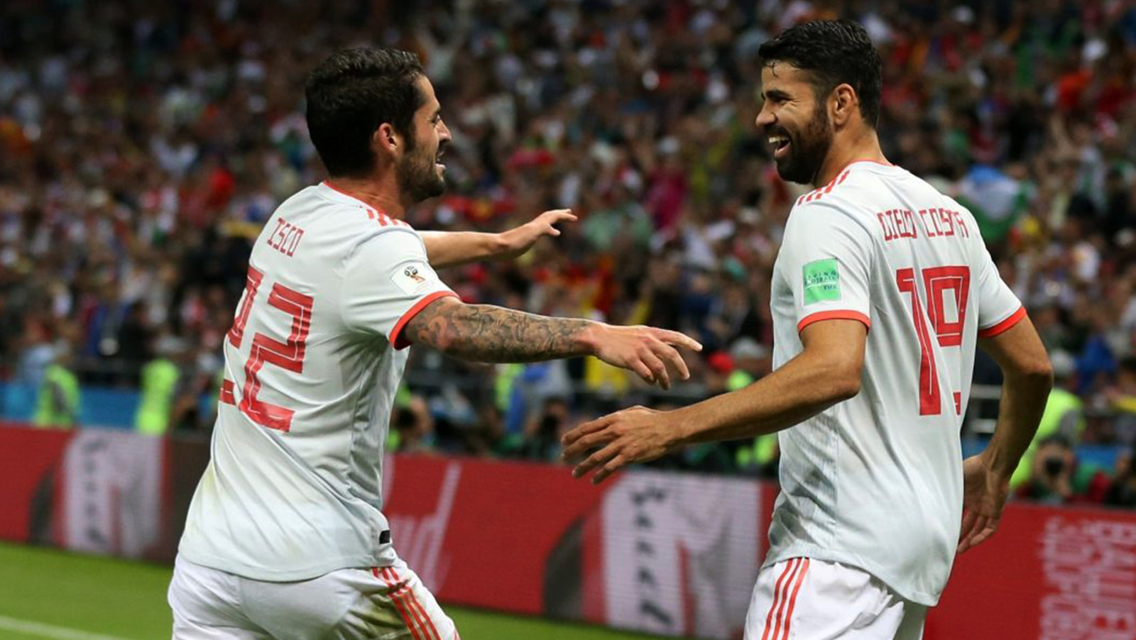World Cup Round-Up: Portugal & Spain Edge Closer