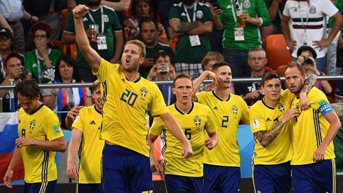 World Cup Round-Up: Sweden and Mexico go through; Germany rock bottom