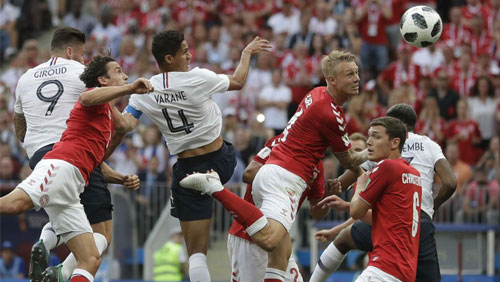 World Cup Round-Up: France and Denmark go through after bore draw