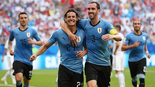 World Cup Round-Up: Uruguay batter the hosts to top Group A