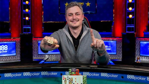 WSOP Day 19: Yifrach, Tran and Bambrick win first-time bracelets