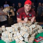 "WSOP day 22: Michael 'The Grinder"" Mizrachi makes history in the PPC"