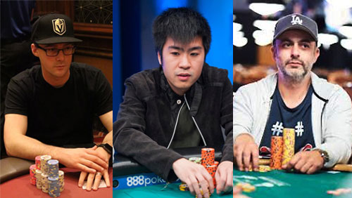 WSOP Day 24: Baldwin, Lee and Nehorayan win bracelets