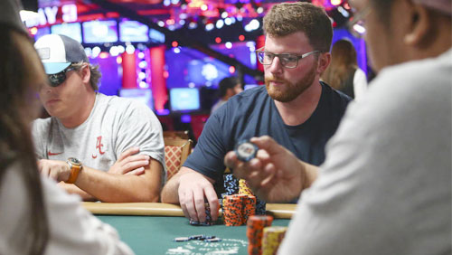 WSOP Review Day 6: Petrangelo leads the $100k; Martini & Twooopair win bracelets
