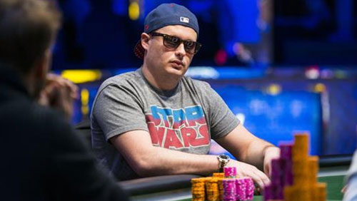 WSOP review day 9: Paul Volpe wins his third bracelet in Omaha Hi-Lo
