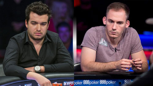 3: Barrels: Moorman tops $15m in Online Cashes; Bonomo on Ike; Chop-Chop