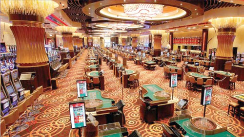 Belle sees revenue jump 10% thanks to City of Dreams casino