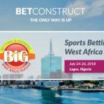 BetConstruct attends Sports Betting West Africa