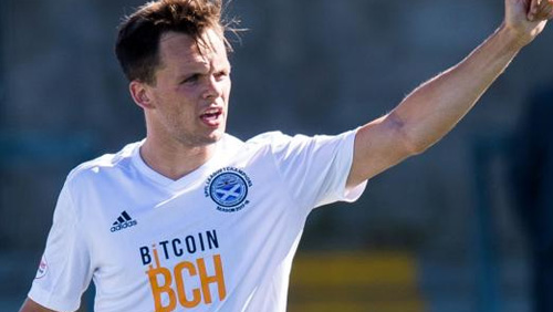 Bitcoin BCH-fueled Ayr United trashes Stenhousemuir with Shankland's treble
