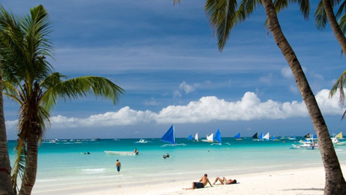 Casino construction still off-limits in Boracay, Philippine official says