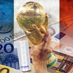 French bettors setting World Cup wagering records