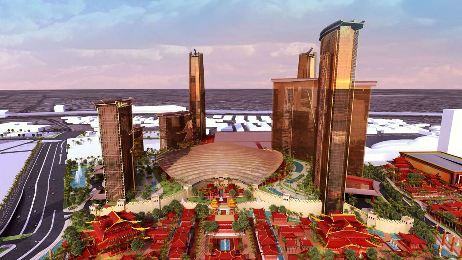 Genting's Resorts World Las Vegas sets 2020 deadline for opening