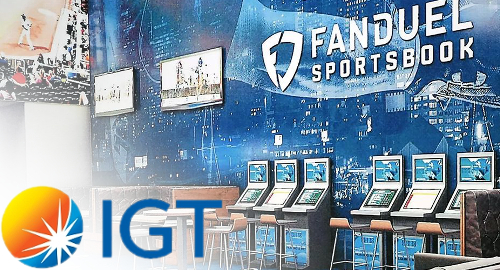 IGT to power FanDuel Group's New Jersey sports betting
