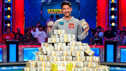 John Cynn wins the WSOP ME after the longest HU match in the event's history