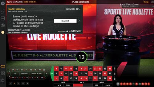 Ladbrokes online sports betting sport mole betting tips