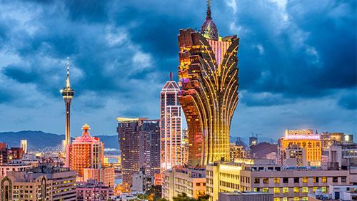 Macau gambling revenue could reach $146 billion by 2020