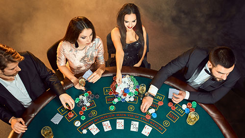 Men dominate the poker world, but what does it mean to be a 'man?'