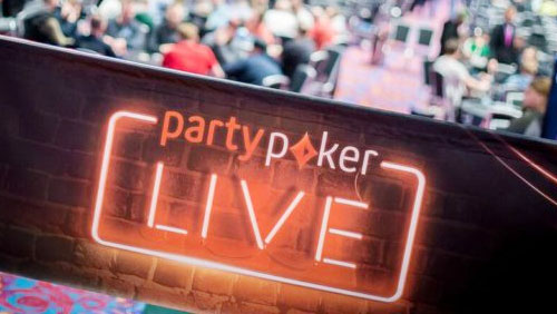 partypoker LIVE sponsor €1m GTD event in Ireland; Monster Series returns