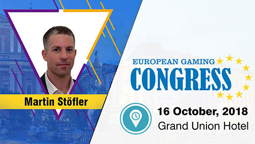Spanish Gambling Market to be examined by gaming expert Martin Stöfler at European Gaming Congress 2018