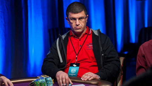 Tsoukernik takes down European Poker Championship High Roller event