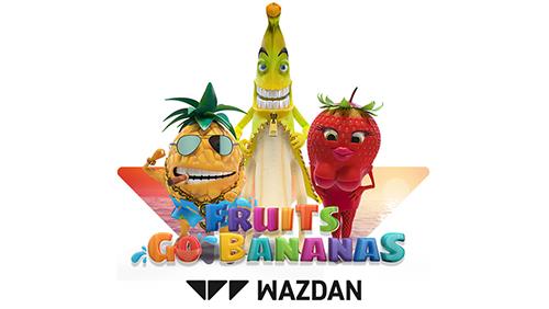 Wazdan's Fruits Go Bananas at iGB Live!
