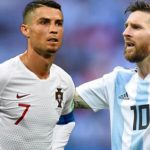 World Cup round-up: Ronaldo and Messi head home as France & Uruguay advance