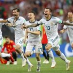 World Cup round-up: Russia and Croatia advance as penalties come to the fore