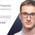 "Vadym Potapenko in the Login Casino program ""Meeting with an expert"""