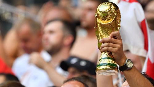 WORLDPAY WORLD CUP DATA: All of a flutter - England's good form sparks betting bonanza