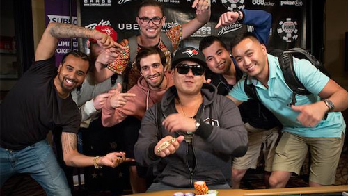 WSOP day 29: A monster win for Nguyen; Leng and Veiga also take gold