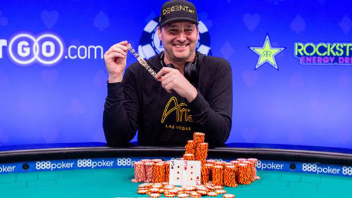 WSOP Day 43: Phil Hellmuth Does it Again; Wins Bracelet #15