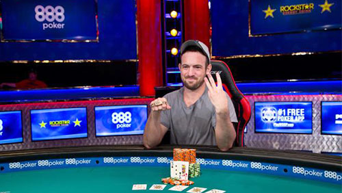 WSOP Main Event Day 6 Review: Joe Cada in the hunt for a second title