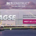 BetConstruct at SAGSE LatAm 2018