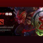 Buff88 reveals exclusive markets a week before The International Dota 2 tournament