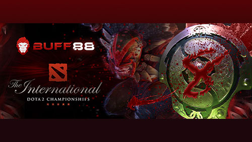 Buff88 reveals exclusive markets a week before The International Dota 2 tournament
