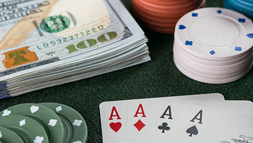 Convicted thief wins at poker, loses it all to the taxman