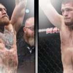 Early Khabib vs. McGregor odds favor Nurmagomedov