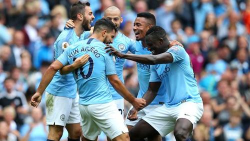 EPL Review Week 2: Man City hammer Huddersfield; Man Utd falter in Brighton
