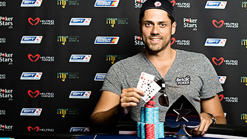 EPT Barcelona: Ben Pollak wins the €50 Single-Day HR for €979,000
