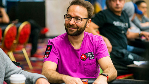EPT Barcelona: Daniel Negreanu on abundance, service and frequency