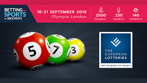 European Lotteries Association joins Betting on Sports Week in September
