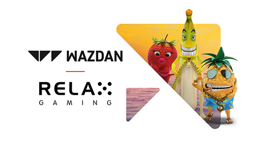 Fast-growing Wazdan relaxes with Relax Gaming launch