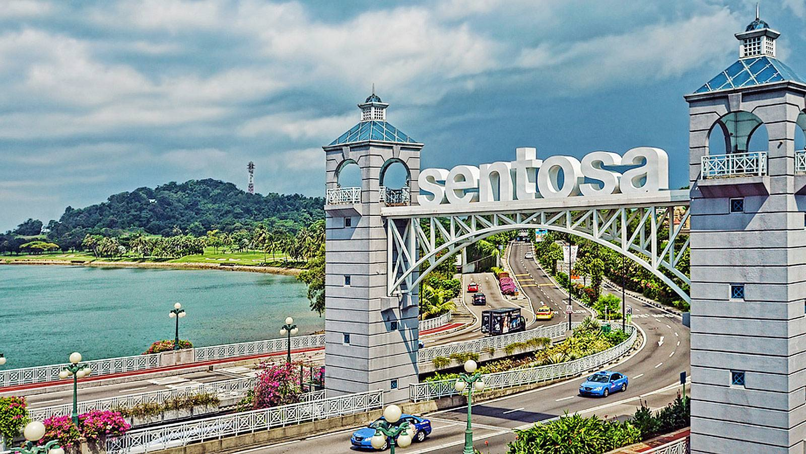 Genting Singapore sees profits rise, revenue fall