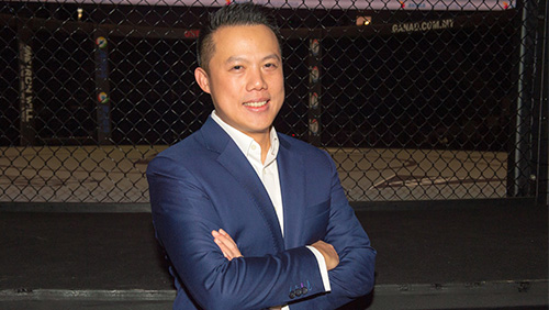 Hua Fung Teh named Chairman of One Championship in China