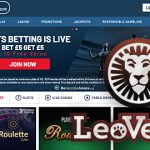 LeoVegas officially debuts its BetUK online betting brand