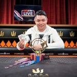 Leow triumphant at $100,000 Triton Super High Roller
