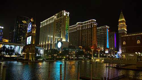 Macau's 2018 Q2 GDP improved by 6% thanks to tourism, gaming