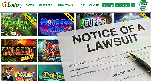 Pennsylvania casinos sue state to halt iLottery slot-style games