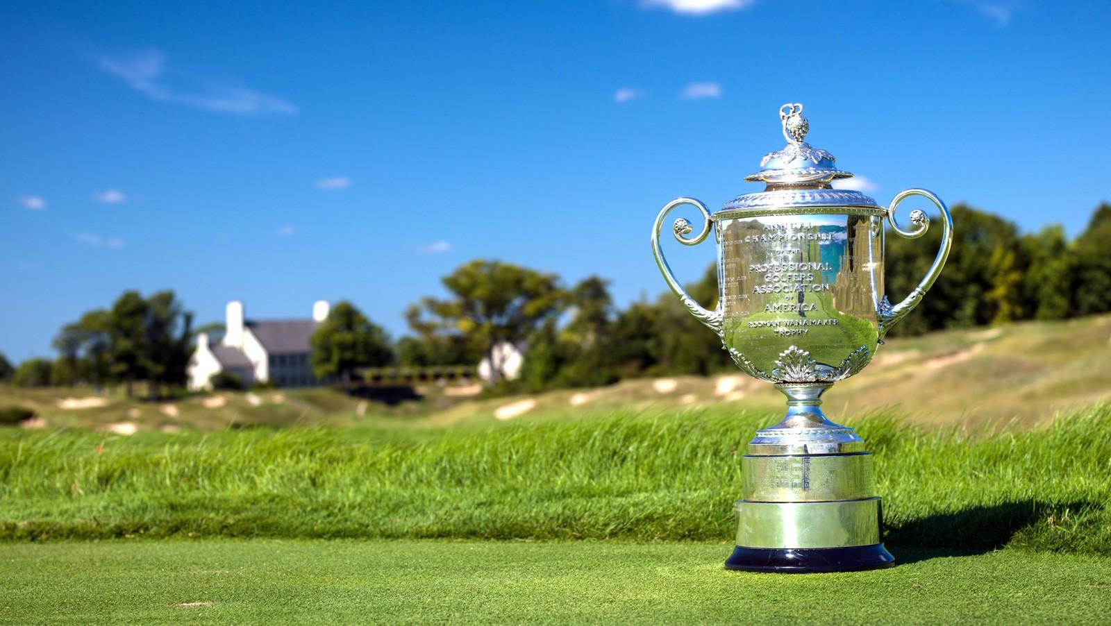 PGA Championship odds: Johnson betting favorite